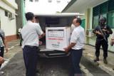 Pemkab Kulon Progo menerima vaksin Moderna 16.240 dosis