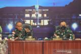 Pangdam XVII/Cenderawasih gelar rapat dengan pejabat TNI/Polri bahas PON XX
