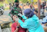 Tim Makassar Recover tes antigen 2.089 orang di perbatasan kota, 55 positif COVID-19