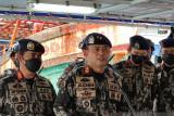 Kapal Vietnam terbakar dan tenggelam dalam pengejaran KKP