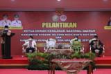 Gubernur Sultra minta Dekranasda motivasi pengrajin naikkan kualitas produk
