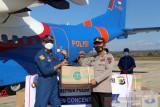 Kapolri Listyo Sigit sumbang 50 unit mesin oksigen untuk NTT