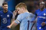Jorginho, Kante, dan De Bruyne bersaing jadi Pemain Terbaik UEFA