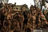 AS serang ISIS dari udara sebagai aksi balasan pengeboman di bandara Kabul