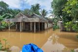 Banjir di Tanah Bumbu Kalsel rendam 127 rumah di empat desa