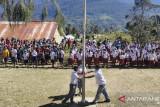 Akhirnya para pelajar Intan Jaya Papua dapat merayakan HUT ke-76 RI tanpa rasa takut