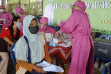 Gereja Maria Assumpta Pakem selenggarakan vaksinasi COVID-19 bagi warga