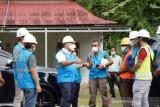 Pastikan listrik andal, GM PLN Sumbar susuri aset distribusi ULP Sicincin