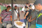 BKSDA Sumbar tangkap dua pelaku penjual tulang harimau