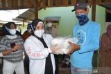 Pemprov Sulteng  salurkan bantuan beras untuk 1.014 kk di Petobo