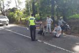 Empat orang meninggal akibat kecelakaan, Jasa Raharja Solok serahkan santunan