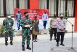 Panglima TNI-Kapolri minta pelacakan-pengetesan COVID-19 di Klaten masif