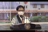 Temui perwakilan Taliban di Doha, Menlu Retno sampaikan pesan Indonesia bagi Afghanistan
