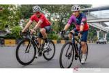 ISSI Sulut memotivasi atlet balap sepeda untuk ciptakan prestasi