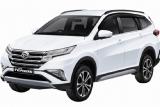 Daihatsu Terios baru dilengkapi fitur