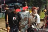 Polisi amankan remaja bawa ganja saat razia balap liar