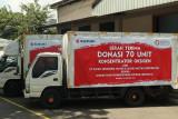 Suzuki Indonesia serahkan 70 unit oxygen concentrator