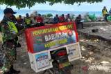 Aparat TNI di Biak Papua sediakan perpustakaan keliling untuk warga