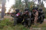 Prajurit Taifib dan Kopaska latihan operasi pembebasan sandera