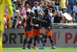Rennes dan Montpellier memetik tiga poin, enam tim berbagi poin
