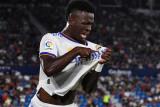 Liga Spanyol, Real Madrid ditahan imbang 3-3 oleh Levante