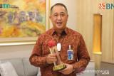 Mobile Banking BNI menangkan penghargaan utama inovasi di event IDX chanell