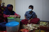 Puja dan Satria, penerima manfaat DD bangkitkan bisnis kripik di tengah pandemi COVID-19