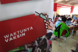 Pemkot Makassar targetkan layanan vaksinasi COVID-19 jangkau 100 RT per hari