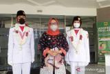 Dua anggota Paskibraka asal Bogor dapat beasiswa biaya kuliah hingga lulus