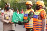 Polda Kalteng terjunkan 72 personel bantu korban banjir di Katingan