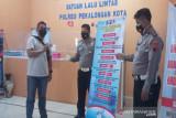 Polres Pekalongan Kota izinkan pemohon SIM tanpa sertifikat vaksinasi