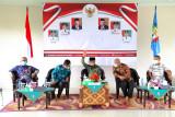 Bupati Pringsewu ikuti rakor evaluasi PPKM luar Jawa-Bali secara virtual