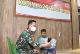 Dua personel TNI yang aniaya bocah SD sudah ditahan