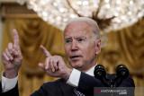 Presiden AS Biden akan buru penyerang bandara Kabul