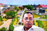 Rektor UNP lepas 8 Mahasiswa Program IISMA ke luar negeri