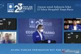 Parta Amanat Nasional merayakan puncak acara HUT ke-23