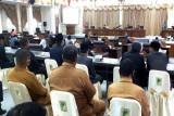 Fraksi DPRD Barut sampaikan pendapat akhir terhadap  raperda pajak  daerah