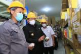 Kabupaten Muba gunakan aplikasi  Seluang kelola gudang farmasi