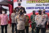 Kapolda Jateng: Tetap disiplin prokes meskipun sudah divaksin