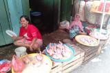 Harga ayam potong di Baturaja Sumsel turun, pembeli sepi