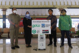 Sleman terima bantuan konsentrator oksigen dari Gojek