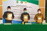 Berikut upaya PA Kuala Kurun, Kemenag dan Disdukcapil Gumas tingkatkan pelayanan