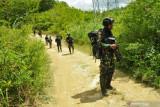 Pimpinan teroris Poso diduga tewas kontak tembak dengan Satgas Madago Raya