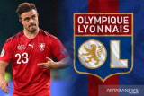 Pemain Liverpool Xherdan Shaqiri resmi gabung dengan Lyon