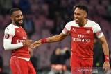 Mikel Arteta sebut Arsenal akan kembali diperkuat Aubameyang dan Lacazette