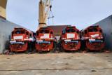 PT KAI datangkan armada 36 lokomotif untuk angkutan batubara