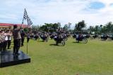Ini diserahkan dan dilakukan para Alumni Akpol 94 di Padang terkait COVID-19