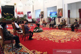 Komunikasi politik Jokowi dalam penanganan pandemi COVID-19