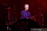 Charlie Watts Drummer Rolling Stones  meninggal dunia