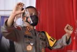 Kapolri mutasi 98 perwira, termasuk Kapolda Sumatera Selatan
